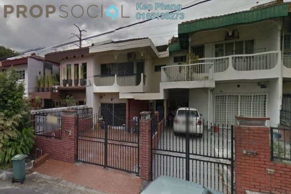 For Rent Terrace at Taman Connaught, Cheras Freehold Unfurnished 4R/2B 1.8k