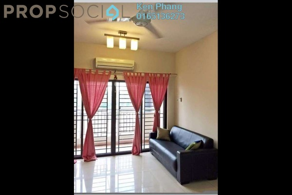For Rent Condominium at Pelangi Utama, Bandar Utama Freehold Fully Furnished 1R/1B 650translationmissing:en.pricing.unit