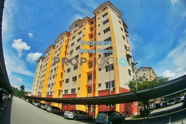 For Sale Apartment at Seksyen 5, Bangi Freehold Unfurnished 3R/2B 255k