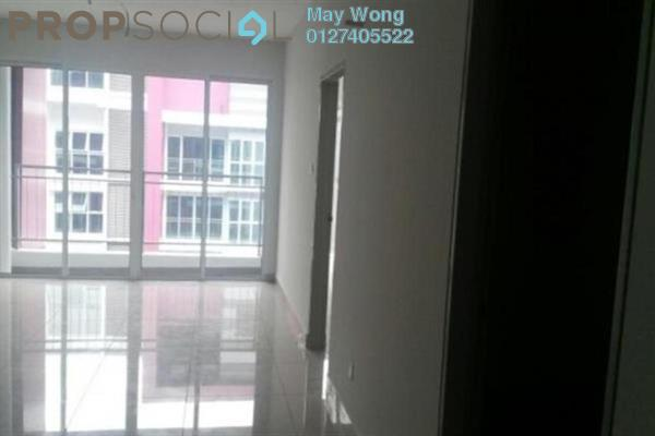 For Sale Serviced Residence at Pacific Place, Ara Damansara Freehold Semi Furnished 2R/2B 530k