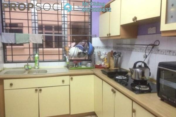 For Sale Condominium at Impian Heights, Bandar Puchong Jaya Freehold Semi Furnished 3R/2B 395k
