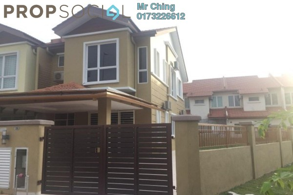 For Sale Terrace at Taman Puchong Prima, Puchong Freehold Semi Furnished 4R/3B 1.03m