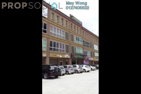 For Rent Office at The Strand, Kota Damansara Freehold Semi Furnished 0R/0B 3.5k