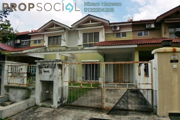 For Sale Terrace at Bandar Saujana Utama, Sungai Buloh Freehold Unfurnished 4R/3B 420k