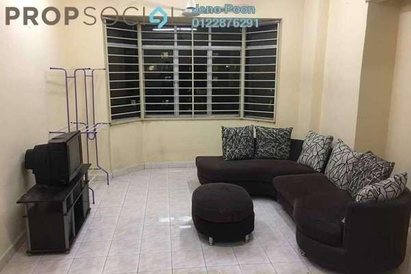 For Rent Condominium at Bukit OUG Condominium, Bukit Jalil Freehold Fully Furnished 2R/1B 1.2k