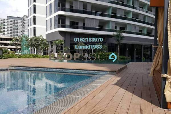 For Sale Condominium at The Veo, Melawati Freehold Unfurnished 1R/1B 650k