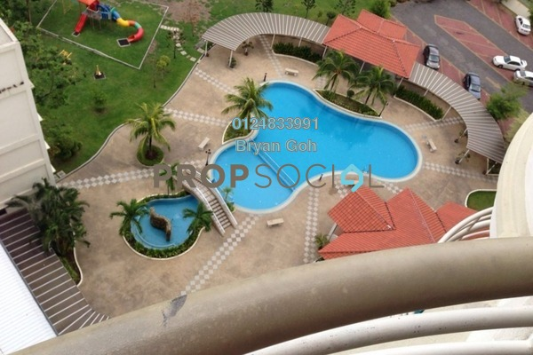 For Rent Condominium at Desa Airmas, Sungai Dua Freehold Fully Furnished 3R/2B 1.5k