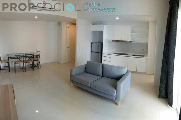 For Rent Condominium at Verdi Eco-dominiums, Cyberjaya Freehold Semi Furnished 2R/2B 1.9k