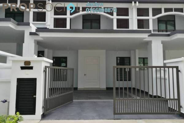 For Rent Terrace at Eco Majestic, Semenyih Freehold Semi Furnished 4R/4B 1.5k