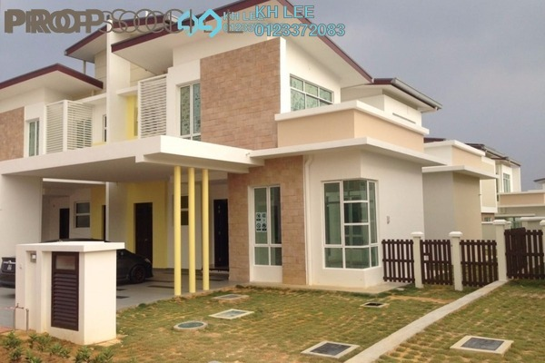 For Sale Semi-Detached at Setia Eco Park, Setia Alam Freehold Unfurnished 4R/5B 1.9m