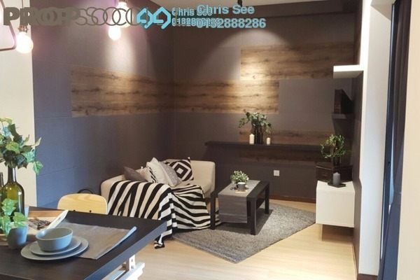 For Sale Condominium at You One, UEP Subang Jaya Freehold Fully Furnished 1R/1B 580k