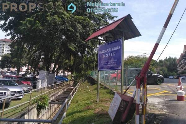For Sale Apartment at Taman Kinrara, Bandar Kinrara Freehold Semi Furnished 3R/2B 210k
