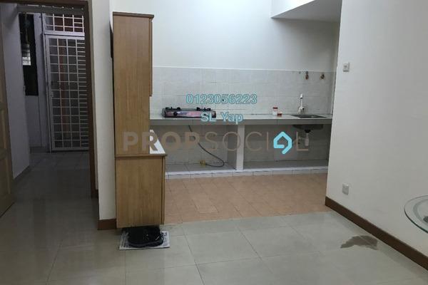 For Rent Condominium at Bayu Tasik 2, Bandar Sri Permaisuri Freehold Unfurnished 0R/0B 1.3k