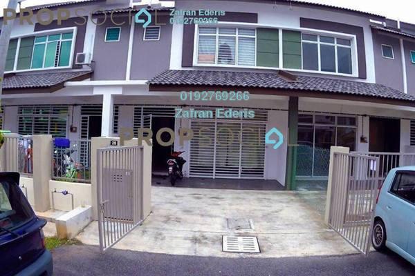 For Sale Terrace at Taman Intan Baiduri, Sepang Freehold Unfurnished 4R/3B 410k