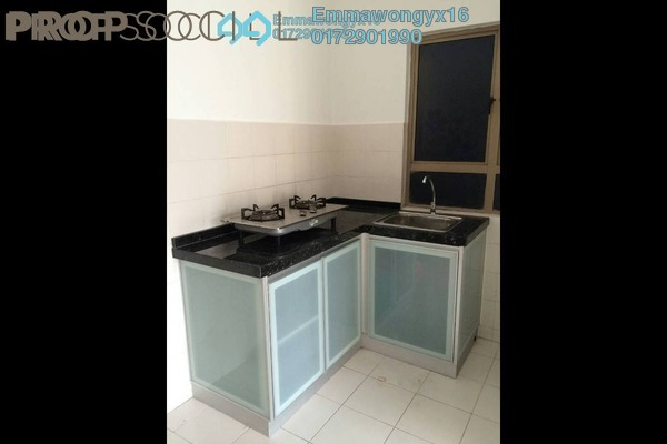 For Rent SoHo/Studio at Ritze Perdana 1, Damansara Perdana Freehold Semi Furnished 1R/1B 1.2k