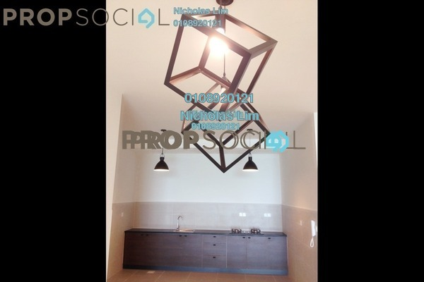 For Rent Condominium at X2 Residency, Puchong Leasehold Semi Furnished 4R/4B 2k