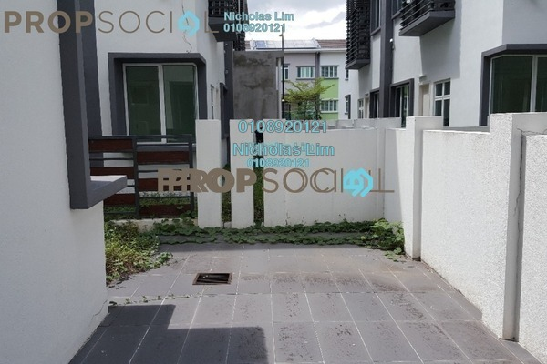 For Sale Semi-Detached at Surian Tropika Homes, Bandar Sungai Long Freehold Unfurnished 7R/7B 1.8m