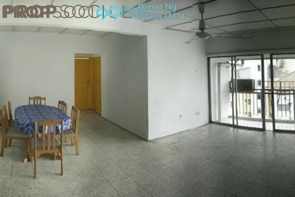 For Sale Apartment at Taman Miharja, Cheras Leasehold Semi Furnished 3R/2B 260k