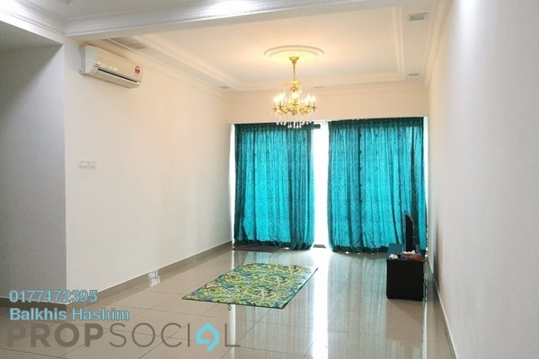 For Rent Condominium at i-Residence @ i-City, Shah Alam Freehold Semi Furnished 3R/3B 1.9千