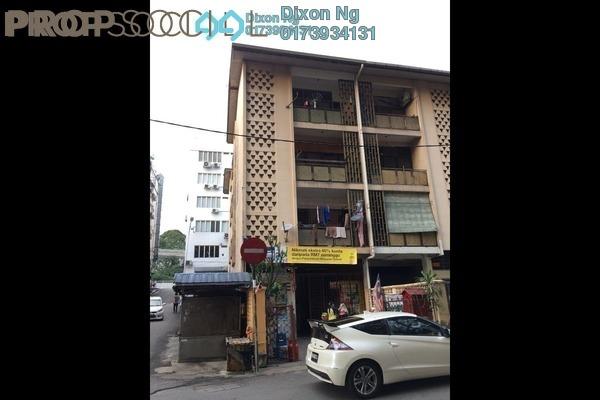 For Sale Shop at Bangunan Merdeka View, Pudu Freehold Unfurnished 0R/0B 2.75m