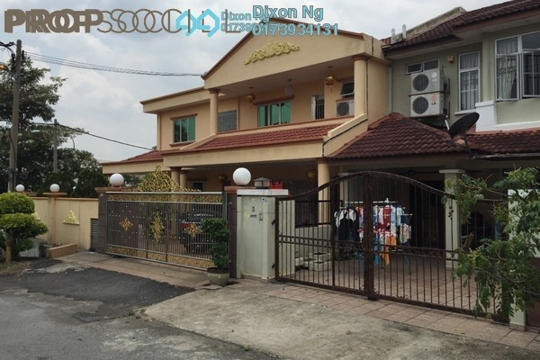 For Sale Terrace at Section 5, Bandar Mahkota Cheras Freehold Semi Furnished 4R/3B 475k