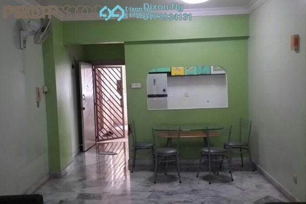 For Sale Condominium at Sri Desa, Kuchai Lama Freehold Semi Furnished 3R/2B 430k