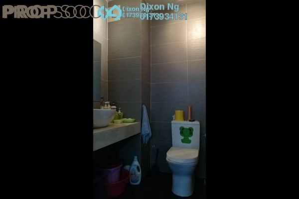 For Sale Condominium at Prima Saujana, Kepong Leasehold Semi Furnished 3R/2B 310k