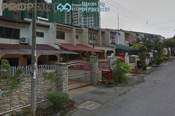 For Rent Terrace at Taman OUG, Old Klang Road Freehold Fully Furnished 4R/3B 2.8k