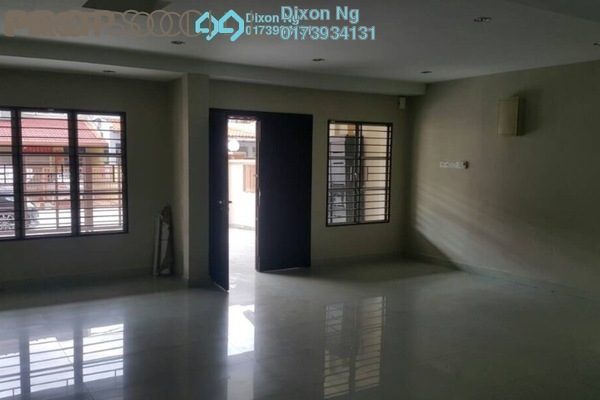 For Sale Terrace at Taman Bukit Angsana, Cheras South Freehold Semi Furnished 4R/3B 730k