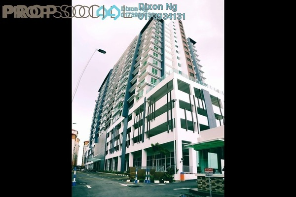 For Sale Condominium at D'Suria Condominium, Ampang Freehold Semi Furnished 4R/3B 750k