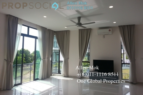 For Rent Semi-Detached at The Hills, Horizon Hills Freehold Fully Furnished 4R/6B 5.8k