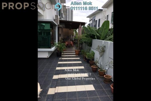 For Sale Semi-Detached at Taman Bukit Indah, Bukit Indah Freehold Fully Furnished 4R/5B 1.6m
