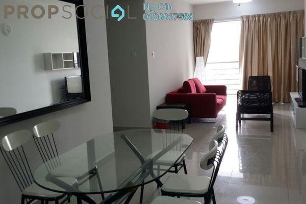 For Sale Condominium at Subang SoHo, Subang Jaya Freehold Semi Furnished 1R/1B 430k