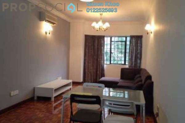 For Sale Condominium at Danau Impian, Taman Desa Freehold Semi Furnished 3R/2B 450k