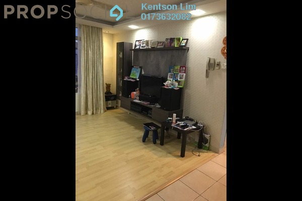 For Sale Condominium at Casa Prima, Kepong Freehold Semi Furnished 3R/2B 458k