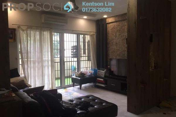 For Sale Condominium at Seri Puri, Kepong Freehold Fully Furnished 3R/2B 420k