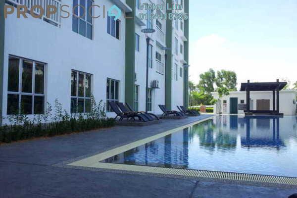 For Sale Condominium at Hijauan Puteri, Bandar Puteri Puchong Freehold Semi Furnished 3R/2B 460k