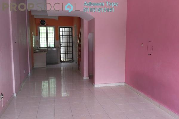 For Sale Townhouse at Taman Bukit Emas, Balakong Freehold Unfurnished 4R/3B 320k