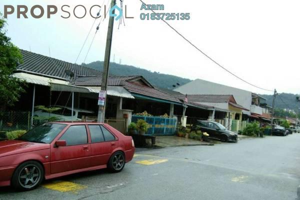 For Sale Terrace at Lembah Keramat, Wangsa Maju Leasehold Semi Furnished 3R/2B 550k