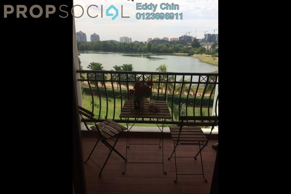 For Sale Villa at Cyber Heights Villa, Cyberjaya Freehold Semi Furnished 3R/2B 630k
