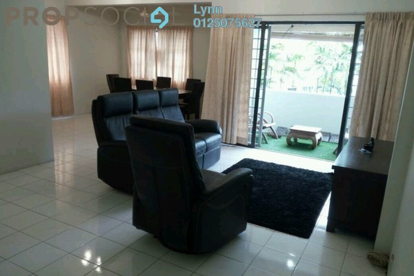 For Rent Condominium at Villa OUG, Old Klang Road Freehold Fully Furnished 3R/2B 1.7k
