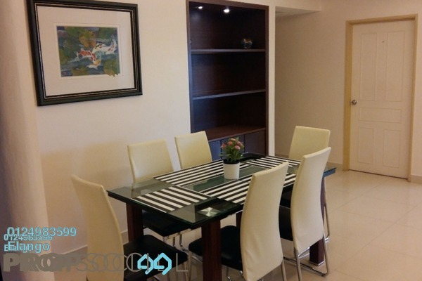 For Sale Condominium at Marina Bay, Tanjung Tokong Freehold Fully Furnished 3R/2B 680k