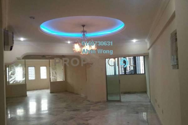 For Sale Duplex at Pandan Height, Pandan Perdana Freehold Semi Furnished 4R/3B 720k
