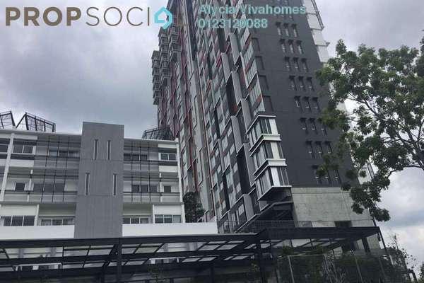 For Sale Condominium at Elevia Residences, Bandar Puchong Utama Freehold Unfurnished 3R/2B 680k