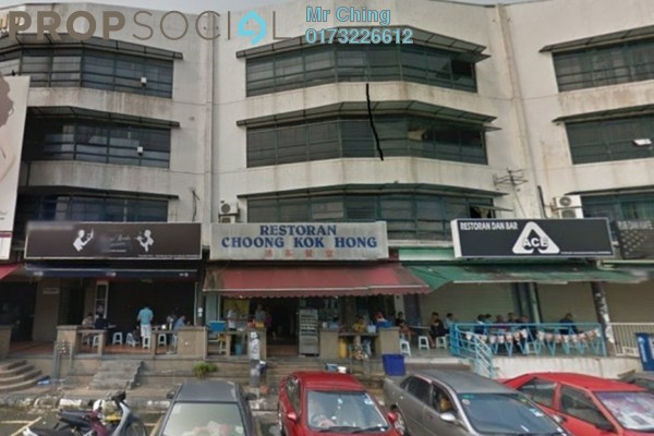 For Sale Shop at Windsor Tower, Sri Hartamas Freehold Semi Furnished 0R/0B 3.8m