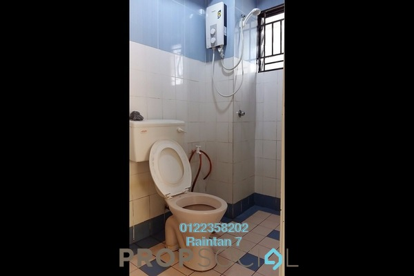 For Rent Condominium at Winner Heights, Desa Petaling Freehold Unfurnished 3R/2B 1k