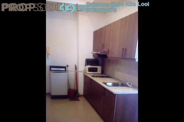 For Sale Apartment at Park View, KLCC Freehold Fully Furnished 1R/1B 505k