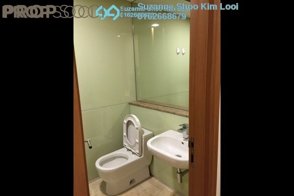 For Rent Condominium at Soho Suites, KLCC Freehold Fully Furnished 2R/2B 4k