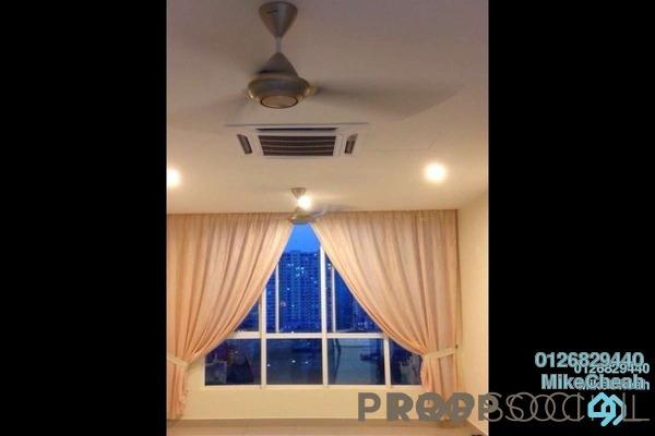 For Rent Condominium at The Loft @ ZetaPark, Setapak Freehold Semi Furnished 3R/2B 2.3k
