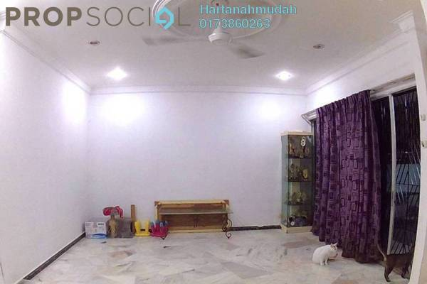 For Sale Terrace at Taman Nirwana, Ampang Freehold Semi Furnished 4R/3B 630k